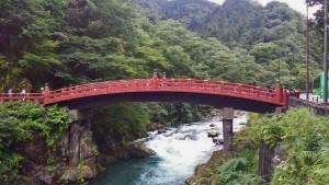 Puente Shinkyo, un símbolo de Nikko