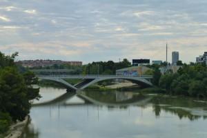 Puente de Santiago, puentes de Zaragoza