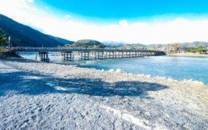 Puente Togetsukyo, símbolo de Arashiyama