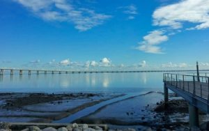 Puente Vasco de Gama, segundo más largo de Europa