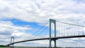 Puente Verrazano Narrows para llegar a Staten Island