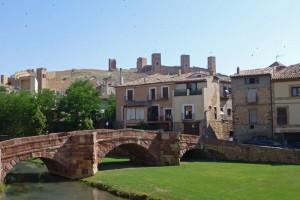 Puente Viejo de Molina de Aragón