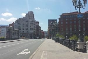 Puente del Ayuntamiento, puentes de Bilbao