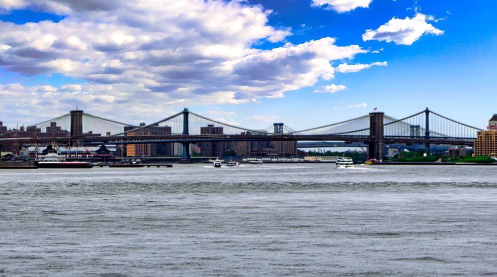 Puentes de Nueva York sobre el río Este