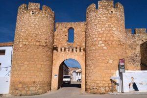 Puerta de Chinchilla, la más antigua de Belmonte