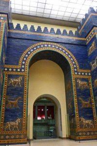 Puerta de Istar en el Museo de Pérgamo