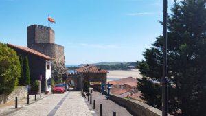 Puerta del Mar y mirador