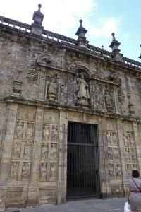 Puerta del Perdón o Puerta Santa de la Catedral de Santiago de Compostela