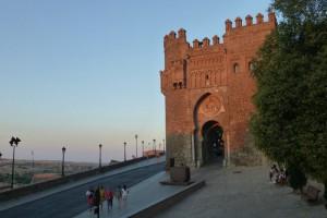 Puerta del Sol, puertas de Toledo
