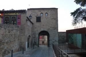 Puerta de Bab-al-Mardum, la más antigua de Toledo