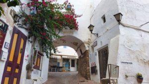 Puerta de la Ciudad, junto a la Casa del Torreón