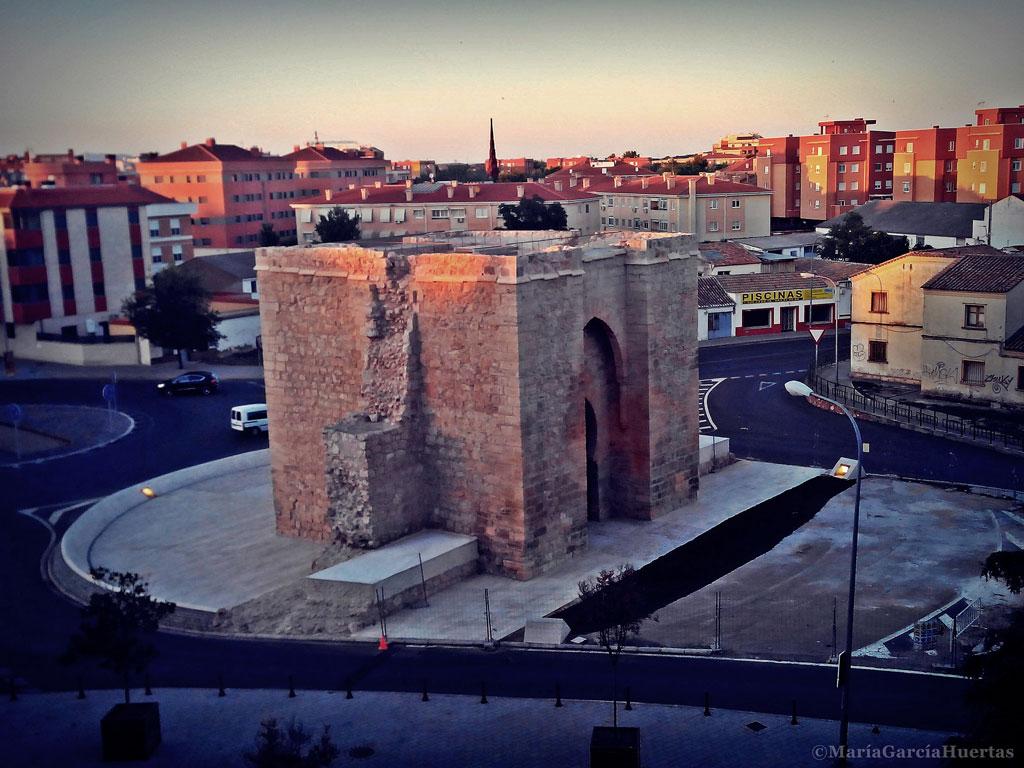 Puerta de Toledo en Ciudad Rea