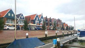 Puerto de Volendam, uno de los principales atractivos de la ciudad
