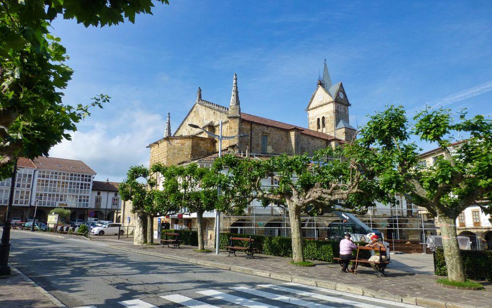 Qué ver en Espinosa de los Monteros, uno d elos conjuntos monumentales más importantes de Burgos