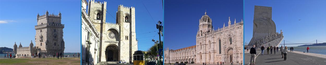 Guía turística con toda la información necesaria para visitar Lisboa