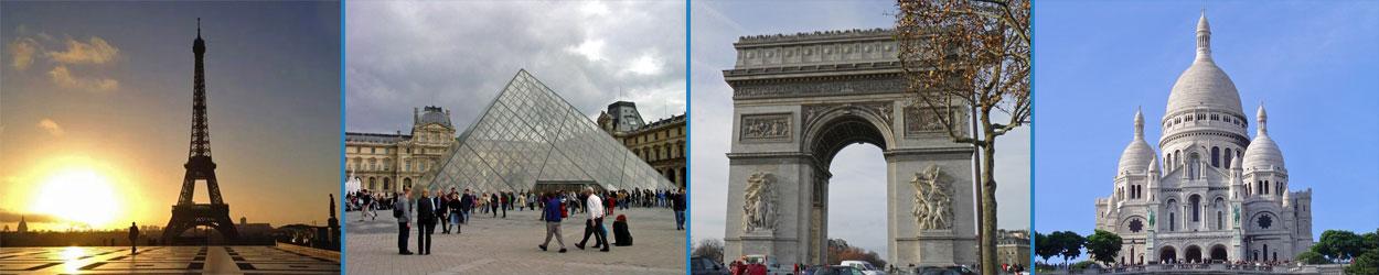 Guía de turismo con todo lo que hay que ver, hacer y visitar en París