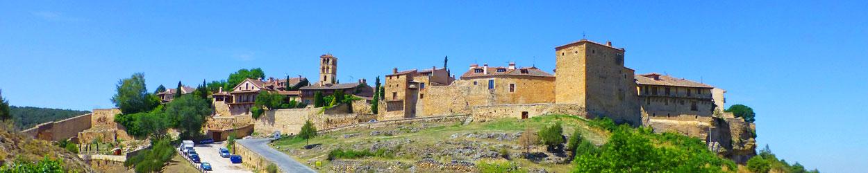 Guía de turismo con todo lo que hay que ver, hacer y visitar en Pedraza, uno de los pueblos más bonitos de España