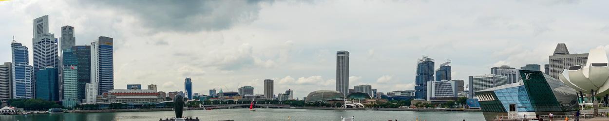 Guía de turismo completa de Singapur