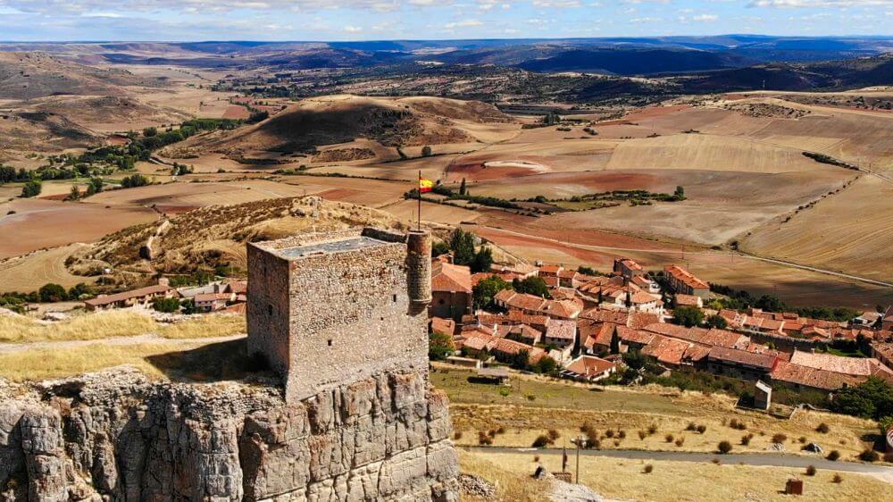 Qué ver en Atienza, uno de los pueblos más bonitos de España