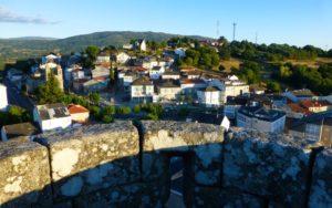 Qué ver en Castro Caldelas, uno de los pueblos más bonitos de España