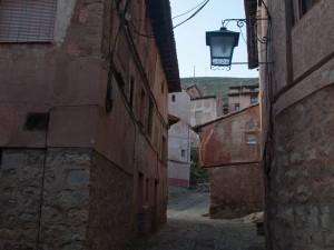 Calles de Albarracín, uno de los pueblos más bonitos de España