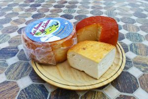Quesucos de Liébana, uno de los productos típicos más demandados de la región