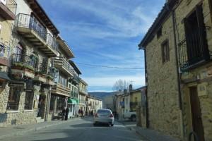 Rascafría, municipio del Valle del Lozoya, pueblos más bonitos de Madrid