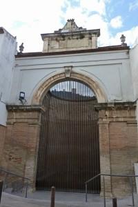 Raudal de la Magdalena en Jaén