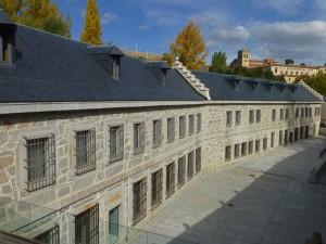 Interior de la Real Casa de la Moneda de Segovia