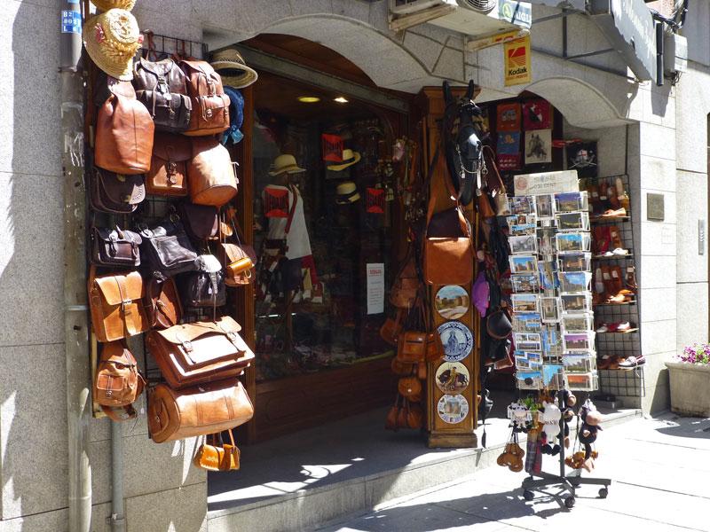 Qué comprar en Ávila, productos, souvenirs y recuerdos de Ávila
