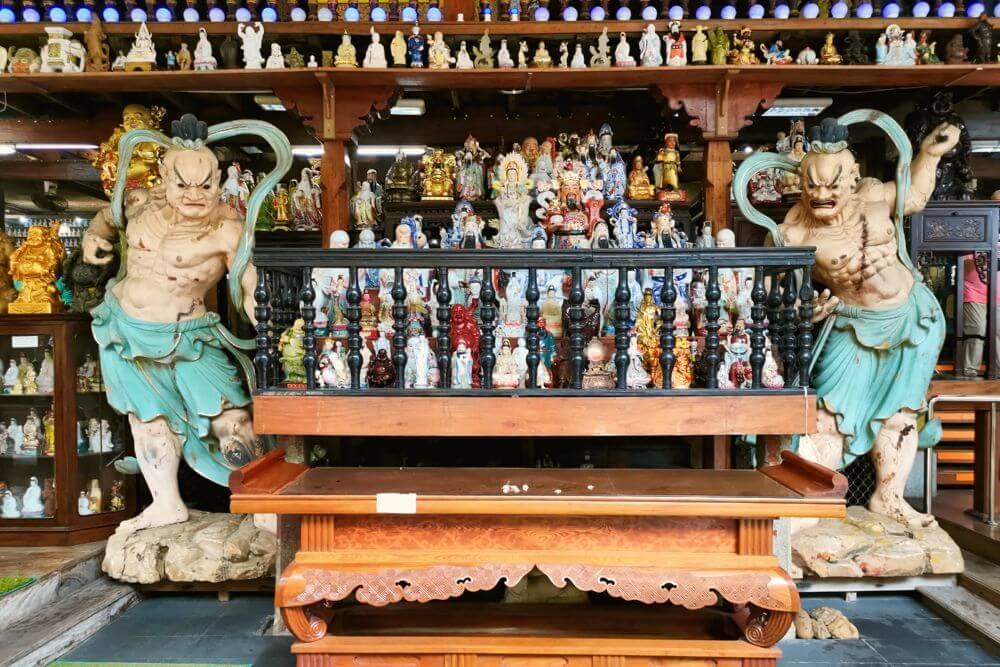 Comprar en Colombo, recuerdos, regalos y souvenirs típicos