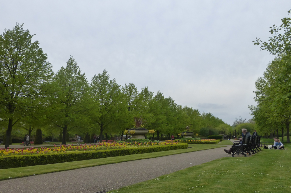 Regent's Park, atracciones de Londres