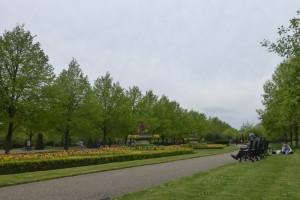 The Avenue Gardens en Regent's Park