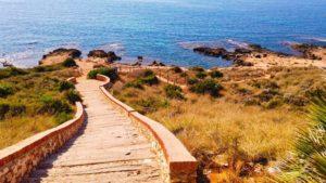 Microrreserva Natural Punta de La Glea en Orihuela