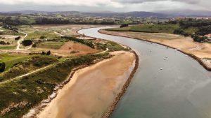Ría de San Martín o Ría de Suances