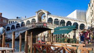 Puente de Rialto sobre el Gran Canal