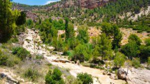 Vistas desde el Sendero de Las Chorreras (PR - CU 53)
