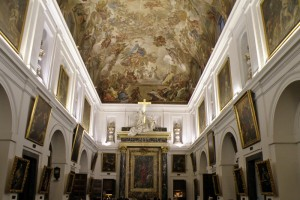 Sacristía de la Catedral Primada de Toledo