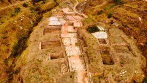 El Salero, zona de extracción de sal durante siglos