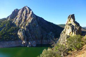 Salto del Gitano, la imagen más icónica del Parque Nacional de Monfragüe
