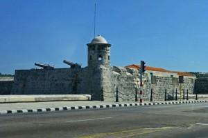 Castillo San Salvador de la Punta, antigua defensa estratégica de La Habana