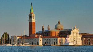 Basílica de San Giorgio Maggiore en Venecia