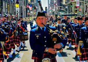 Día de San Patricio (St Patrick's Day) en Nueva York