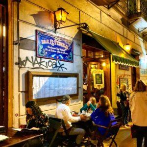 Restaurante en el Barrio de San Telmo