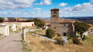 Iglesia de la Santísima Trinidad, acoge el Museo de la Caballada de Atienza