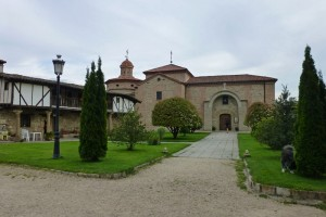 Santuario de la Virgen de Chilla en Candeleda