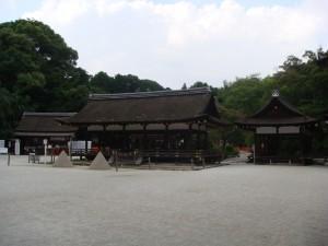 Santuario Kamigamo, el más antiguo de Kioto