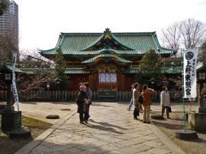 Santuario Toshogu en el Parque Ueno