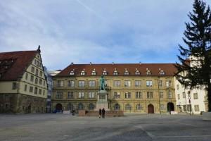 Schillerplatz, la plaza más antigua de Stuttgart