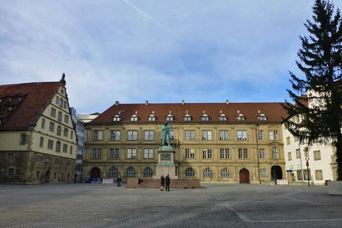 Plazas de Stuttgart